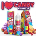 I Love Candy Rainbow