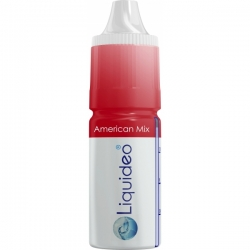 10ml American Mix garša Liquideo