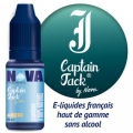 10ml Captain Jack garša Nova American Beauty