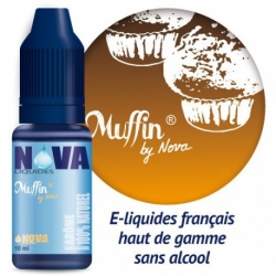 10ml Muffin garša Nova American Beauty
